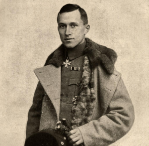 Ernst Junger – Luftëtar