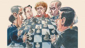 """Katër figura interesante në histori: Çfarë do të thotë """"politikë e mirë""""."""