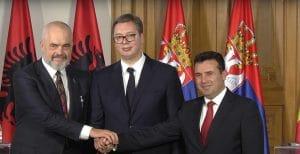 Në kurriz të Shqiptarëve: Schengen-i Ballkanik. Pjesa I