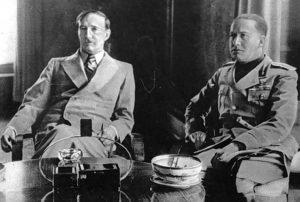 Renzo de Felice – Musolini dhe Shqipëria